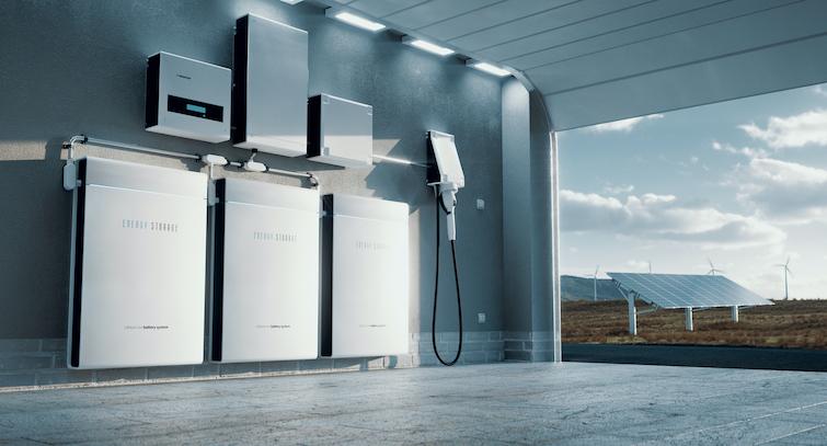 Laadpaal en thuisbatterij